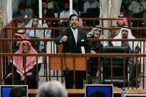 Saddám Husajn dostal na súde v Iraku za svoje zločiny trest smrti.