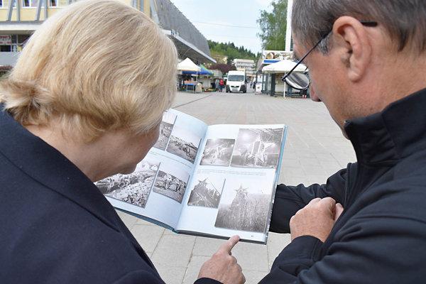 Vyšla kniha fotografií o výstavbe Nosickej priehrady.
