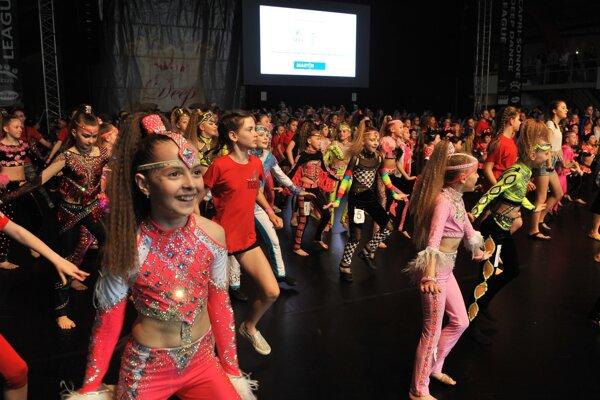 Pre stovky tanečníkov je tanec život.