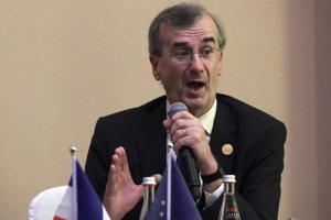 Francois Villeroy de Galhau, guvernér francúzskej centrálnej banky.