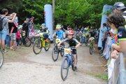 O preteky vŽiline bol zo strany účastníkov obrovský záujem.