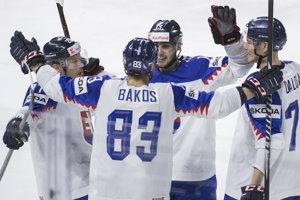 Slovenskí hokejisti odohrali na MS sedem zápasov v základnej A-skupine.