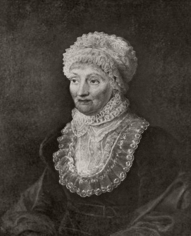 Caroline Herschelová