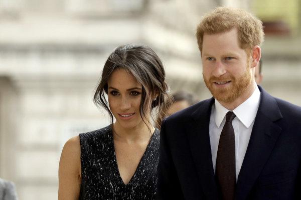Kráľovská svadba sa blíži.