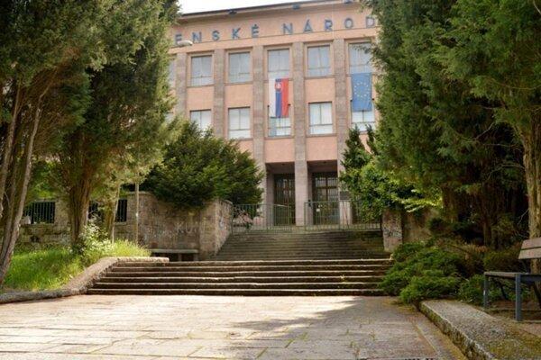 Slovenské národné múzeum.