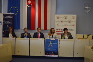 Diskusia na tému Smart city Prešov.