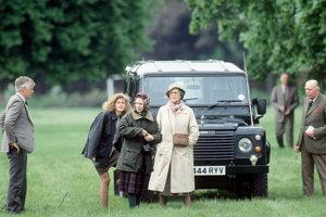 Land Rover 110 mala kráľovná 18 rokov.