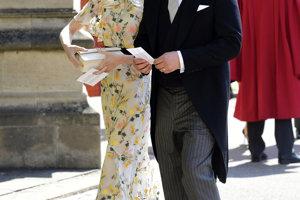 Herečka Carey Mulliganová a Marcus Mumford.