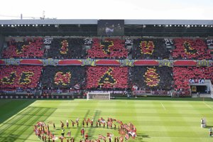 Trnava odohrala aj posledný zápas pred plným domácim štadiónom.