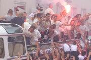 Oslavy titulu boli v Trnave veľkolepé.