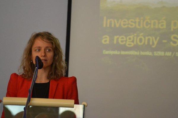 Zuzana Nehajová je odborníčkou na problematiku smart cities.