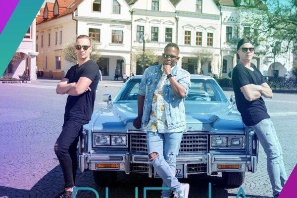 Martinskí producenti a DJ-i Drozďo a Demex spolu s Eusebiom.