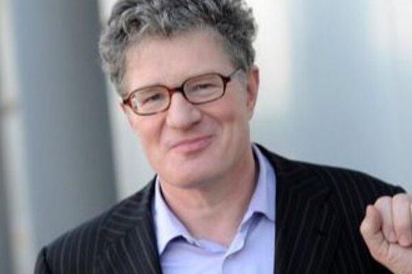 Spisovateľ, publicista a televízna osobnosť Roger Willemsen.