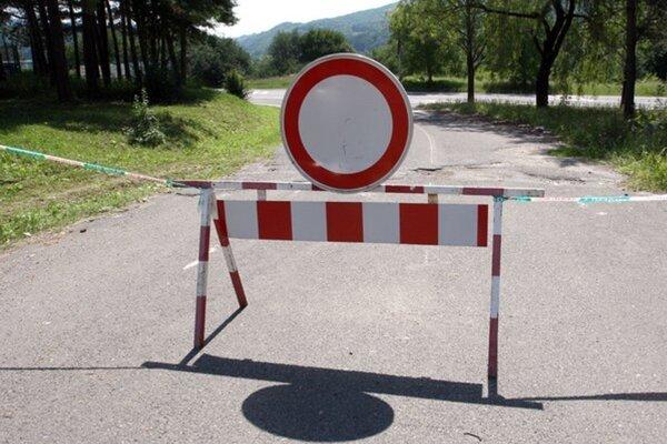 Niektoré cesty budú počas pretekov uzavreté.