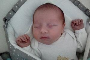 Tamara Vidová (4150 g, 52 cm) sa narodila 2. mája Jane a Jánovi z Adamovských Kochanoviec. Je to ich prvé dieťa.