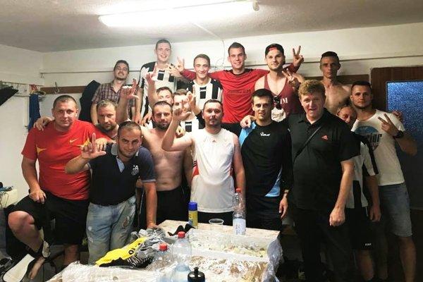 Futbalisti Babindolu sa tešili z víťazstva 2:0 nad Dyčkou.