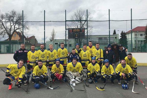 Kežmarskí hokejisti vnedávno skončenej sezóne obsadili vextralige výbornú štvrtú pozíciu.