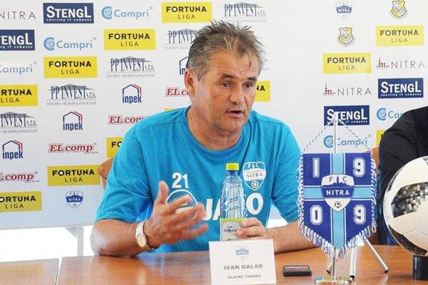 """""""Verím, že na nový štadión budú ľudia radi chodiť,"""" vraví Ivan Galád."""