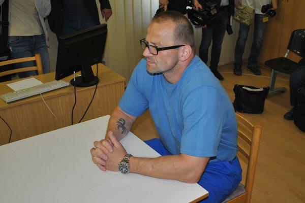Borža v máji absolvoval vo väznici prvé rozhodovanie o žiadosti na prepustenie z výkonu trestu.