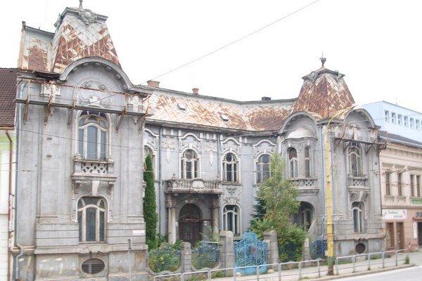 Rosenfeldov palác.