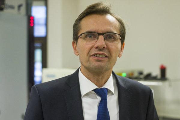 Ľubomír Galko.