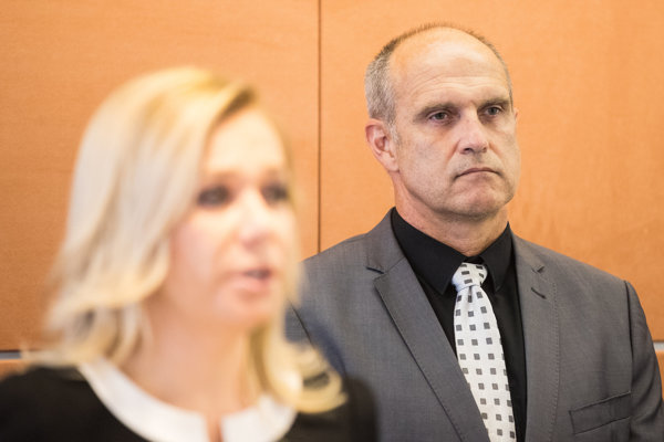 Za nového šéfa polície vybrala ministerka vnútra Denisa Saková doterajšieho šéfa inšpekcie Milana Lučanského.