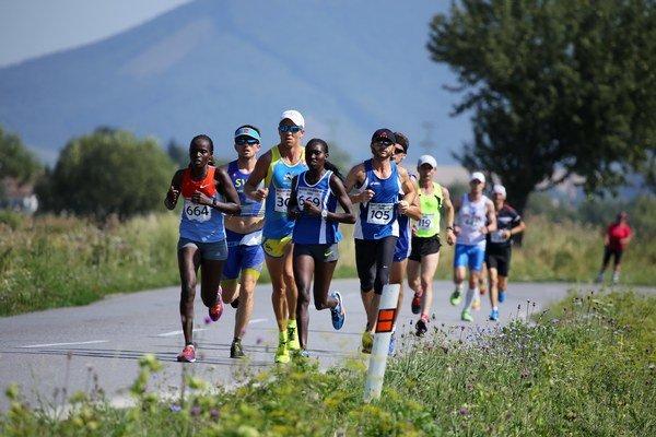 Rajecký maratón opäť potvrdil, že je síce najťažší, ale i najkrajší.