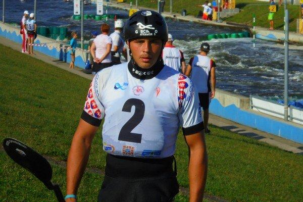 Richard Macúš potešil medailami športovú verejnosť v Žiline.