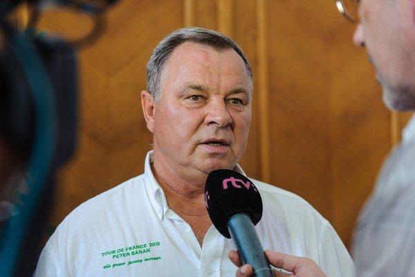 Saganov otec Ľubomír je na syna patrične hrdý. A má byť prečo.