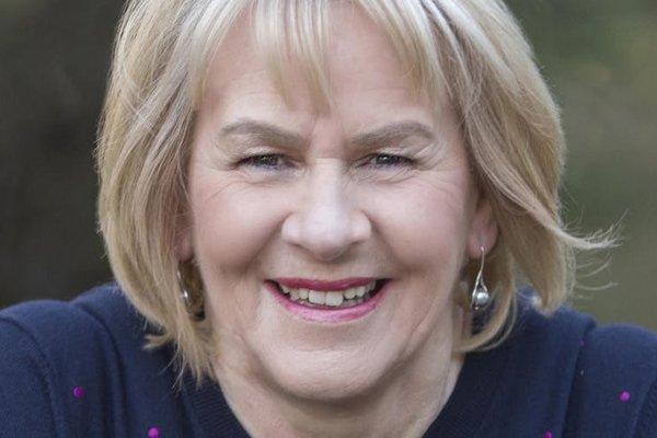 Austrálska spisovateľka Heather Morris.