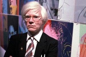 Andy Warhol. Z dieťaťa rusínskych prisťahovalcov sa stal uznávaný umelec.