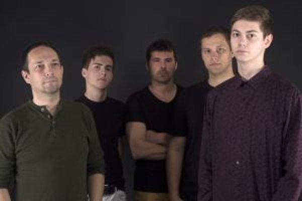 Rocková formácia Šleha. Svoj prvý album oslávia vo veľkom štýle.