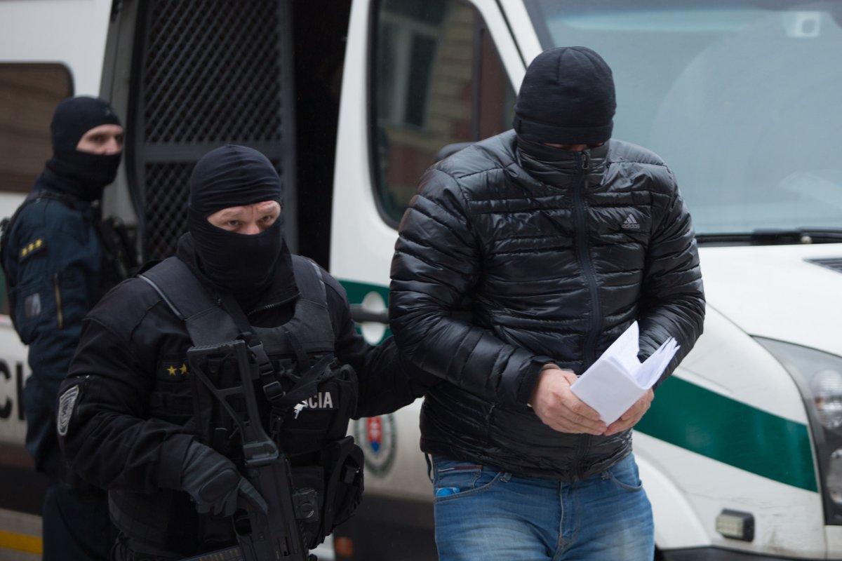 Vyšetrovanie vraždy šéfa takáčovcov je ukončené - SME