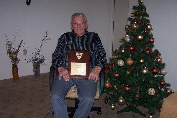 Libor Hodoň si užíva zaslúžený dôchodok a spomína na časy aktívnej činnosti.