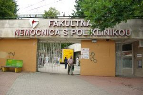 Vo fakultnej nemocnici v Žiline znižujú stratu.
