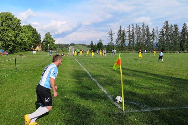 V Jamníku sa hralo derby.