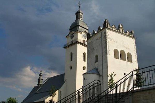 Zvonica v Spišskej Belej.