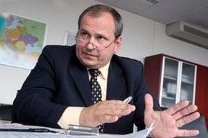 Súčasný primátor Žiliny Igor Choma.