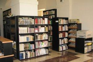 Knižnica Považského múzea v Žiline.