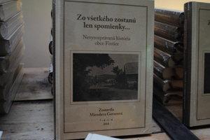 Nová kniha. O Finticiach.