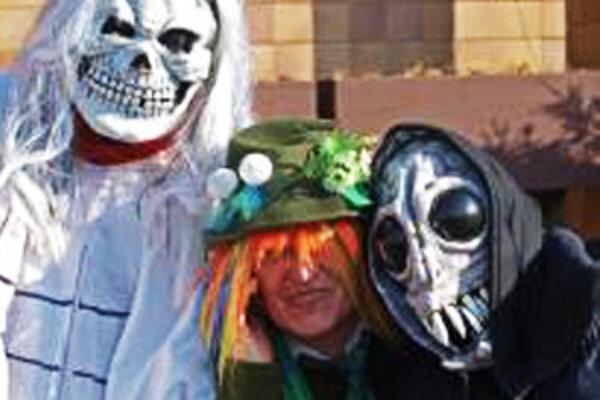 Fašiangové masky ani tento rok v Žiline chýbať nebudú.