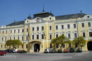 Sídlo úradu nitrianskeho kraja.