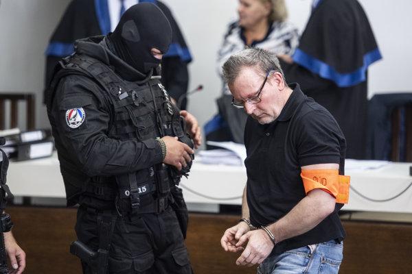 V prípade je obžalovaný aj Róbert Lališ, prezývaný Kýbel.