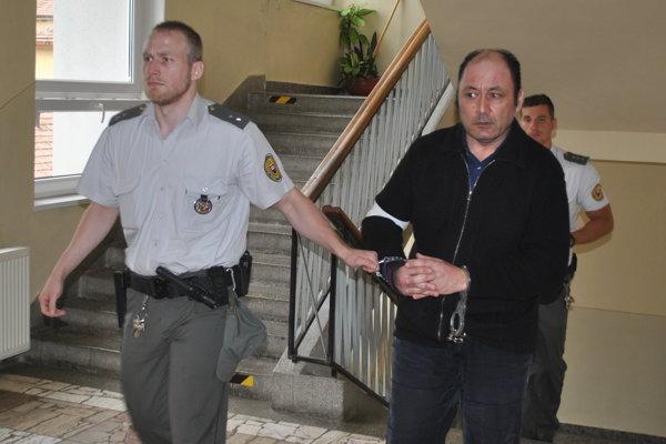 Sebastiano Vadala na okresnom súde.