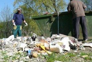 Skládky sa musia vyčistiť. Mesto Žilina za to zaplatilo 56-tisíc eur.