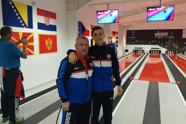Ladislav Flachbart (vľavo) a Viliam Mag.