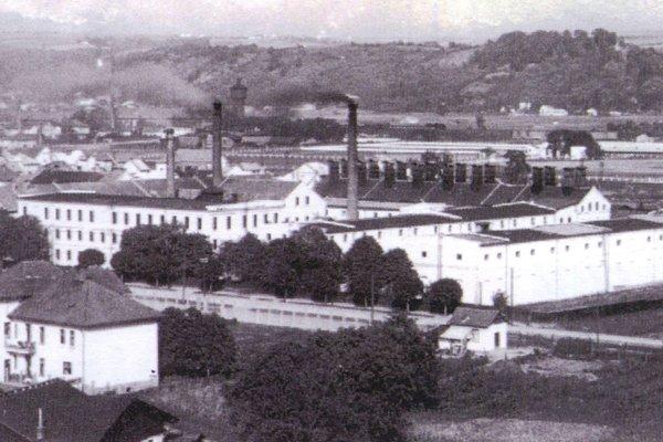 Franckova továreň na kávoviny.
