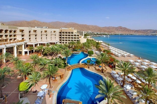 5* Intercontinental Aqaba