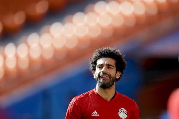 Mohamed Salah by mal stihnúť úvodný zápas Egypta na MS v Rusku.