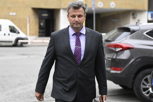 Prokurátor špeciálnej prokuratúry Vasiľ Špirko.